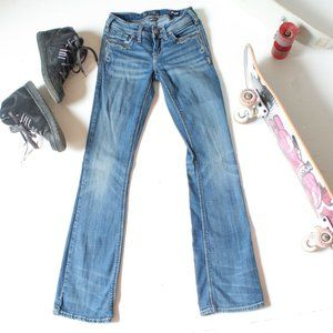 Silver Jeans Super Stretch Tuesday